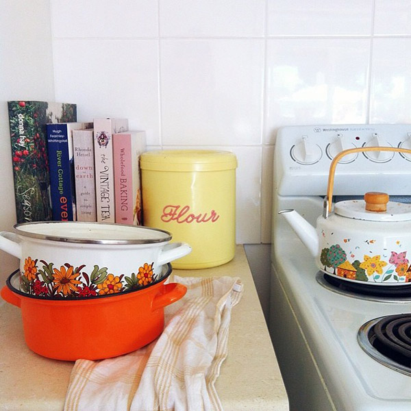 Kitchenalia obsession - Her Library Adventures