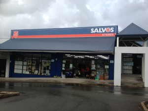Salvo's Store in Cleveland