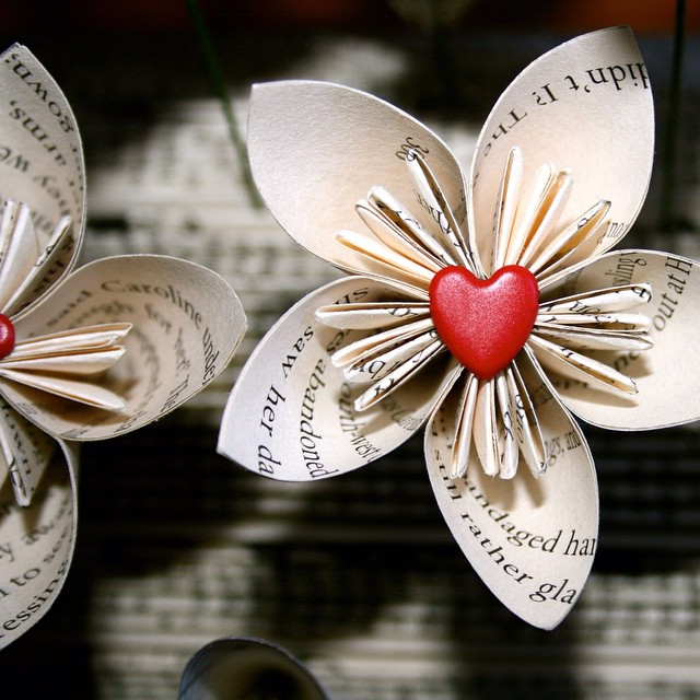 Paper To You.  Beautiful bespoke hand crafted paper art