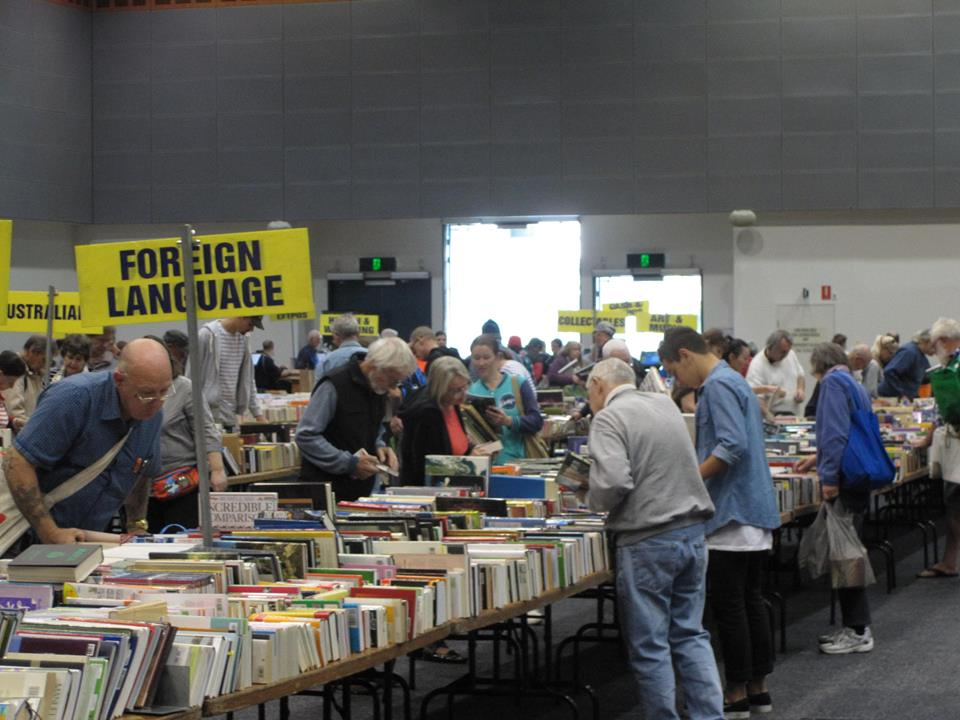 Brisbane's Lifeline Bookfest