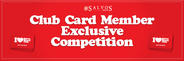 Salvos Club Card Competition