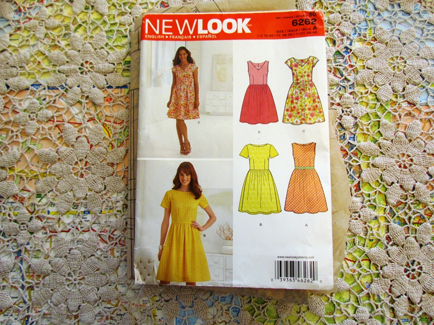 Zenna Donna's Op Shopped patterns