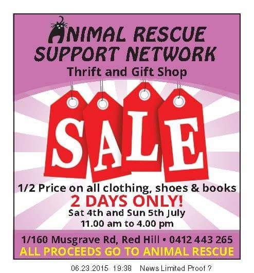 Animal Rescue Support Network