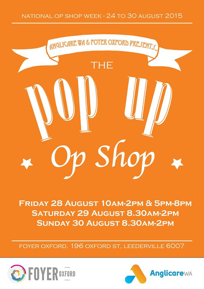Pop Up Op Shop